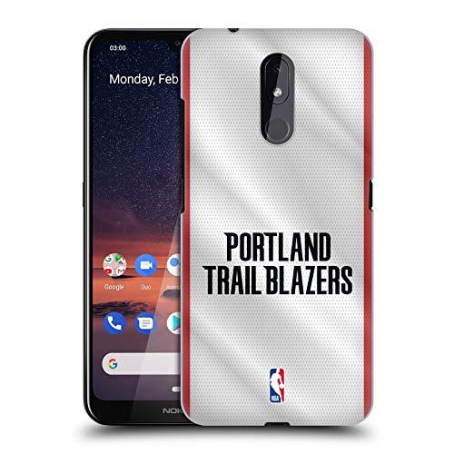 Officiële NBA Jersey Portland Trail Blazers Hard Back Case Compatibel voor Nokia 3.2