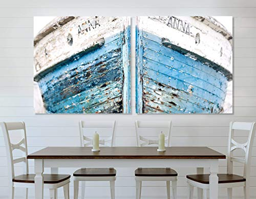 Nautical Ship Image - Fine Art Photo -Navy and Off White colors - perfect Shabby Beach Decor,Coastal Decor, Beach Decor, Sea, Cottage
