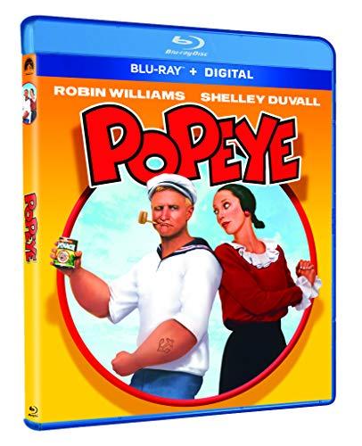 Popeye (Blu-ray + Digital)