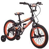 Mongoose: 16' Mutant Boys' Bicycle, Black & Orange