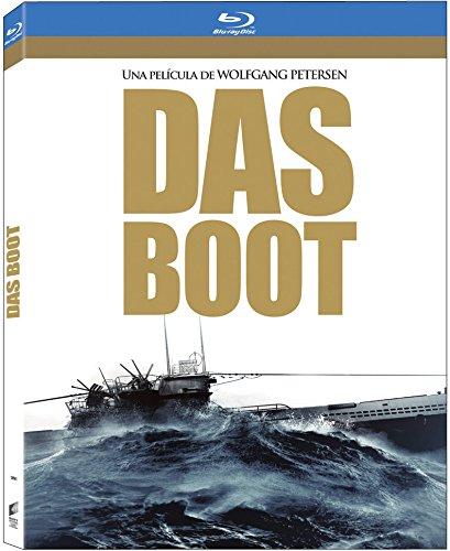 Das Boot (El Submarino) [Blu-ray] [Blu-ray]