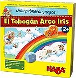 HABA Mesa, Mis Primeros Juegos. El Tobogán Arco Iris, Multicolor (Habermass H304191)