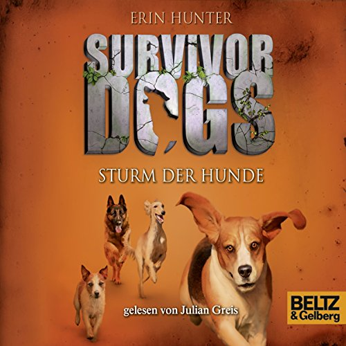 Sturm der Hunde audiobook cover art