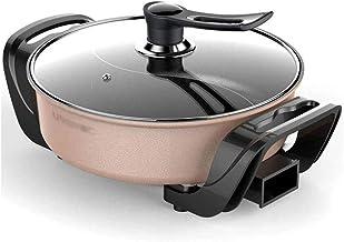 DYXYH Hot Pot électrique, 2 saveur électrique multi-fonctionnelle des ménages non-Stick électrique Hot Cooker