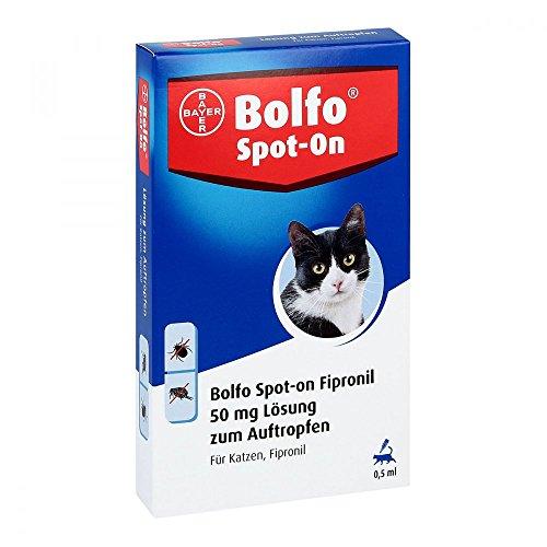 Bayer Vital GmbH Bolfo Spot-on Fipronil 50 3 STK