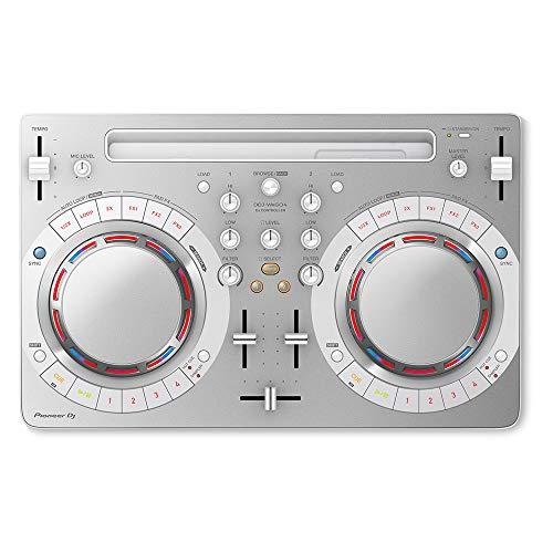 Learn More About Pioneer Pro DJ, White (DDJ-WeGO4-W)