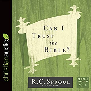 Can I Trust the Bible? Titelbild