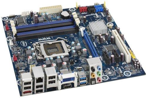 Intel DH67BL Mainboard Sockel 1155 H67 Micro ATX DDR3 Speicher