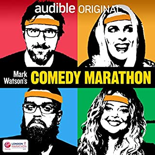 Mark Watson's Comedy Marathon cover art
