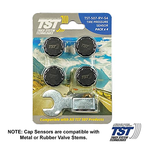 TST Tire Pressure Sensor Tow Car Pack for TST 507 Systems