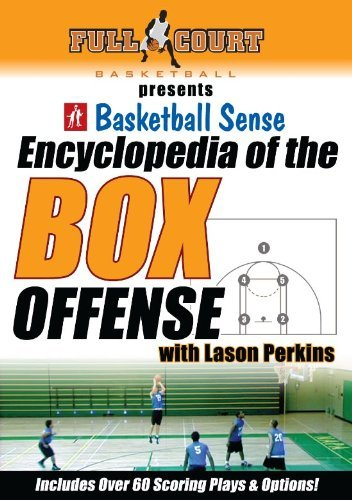 Encyclopedia Of The BOX Offense With Lason Perkins - Basketball Training DVD by Basketball Coaching DVDs