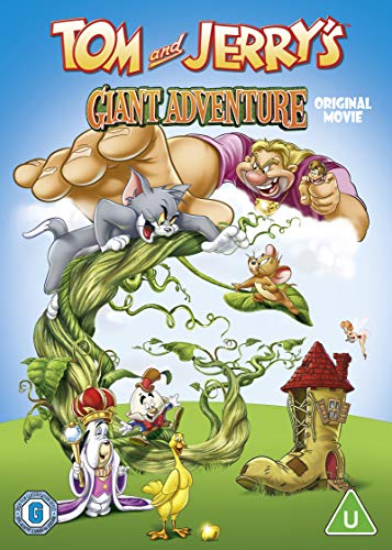 Tom and Jerry's Giant Adventure [New line look] [DVD] [2013]