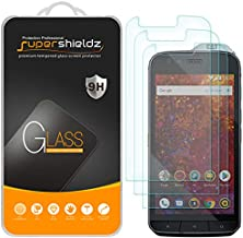 (3 Pack) Supershieldz for Cat S61 Tempered Glass Screen Protector, Anti Scratch, Bubble Free