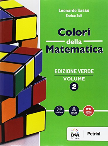 Colori della matematica. Quaderno. Ediz. verde. Per gli Ist. tecnici. Con e-book. Con espansione online (Vol. 2)