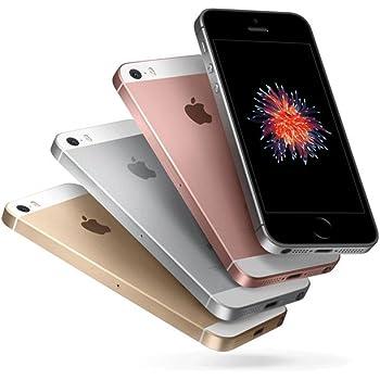Apple iPhone SE 16GB Gris Espacial (Reacondicionado): Amazon.es ...