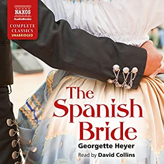 The Spanish Bride cover art