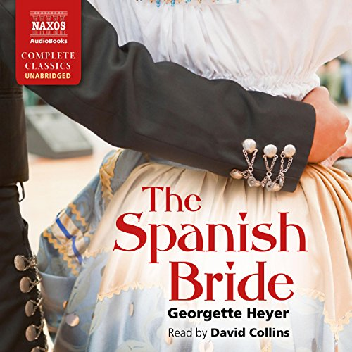 The Spanish Bride  By  cover art