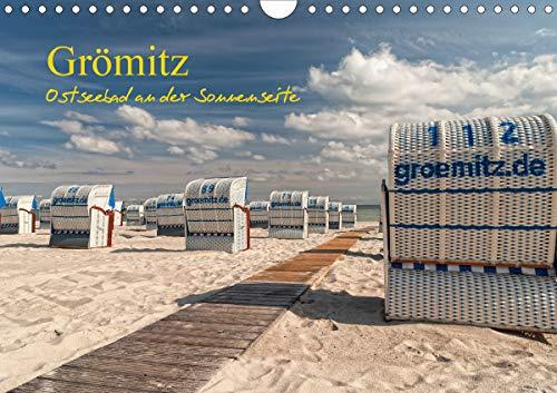 Grömitz - Ostseebad an der Sonnenseite (Wandkalender 2021 DIN A4 quer)
