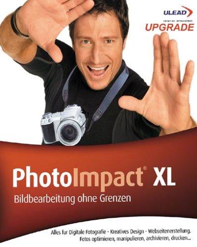 PhotoImpact XL Upgrade