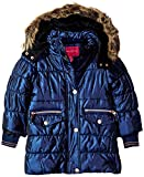 London Fog Burgundy Infant Girls Hw Single Jkt L217578 Outerwear,Navy,2T winter coats for women May, 2021