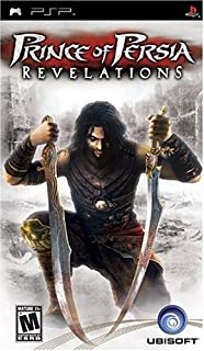 prince of persia revelations psp game