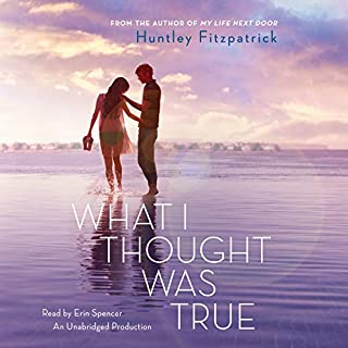 What I Thought Was True audiobook cover art