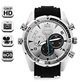 1080P HD Spy Watch Camera Mini Video Recorder Support Photo Taking and Voice