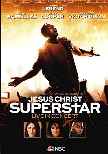 Jesus Christ Superstar: Live In Concert [Reino Unido] [DVD]