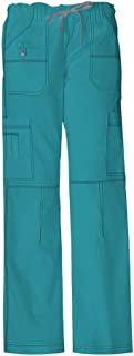 Gen Flex 857455 Women's Low Rise Drawstring Pant