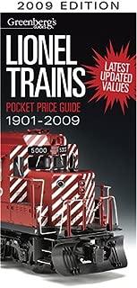 Greenberg's Guides Lionel Trains Pocket Price Guide 2009 (Greenberg's Pocket Price Guide Lionel Trains, 1901 - 2009