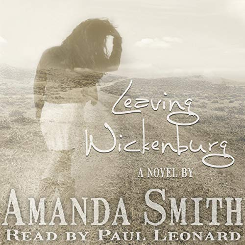 Leaving Wickenburg audiobook cover art