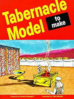 Tabernacle Model to Make