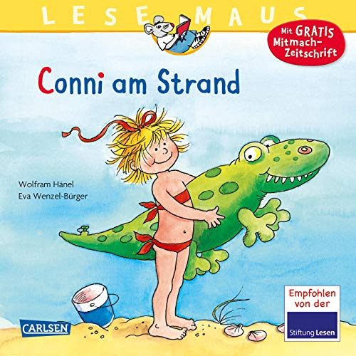LESEMAUS 14: Conni am Strand (14)