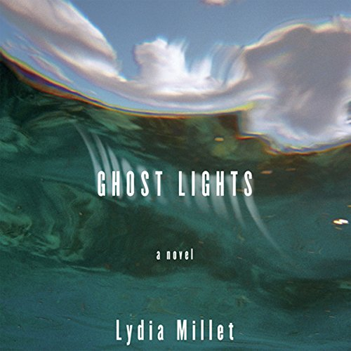 Ghost Lights audiobook cover art
