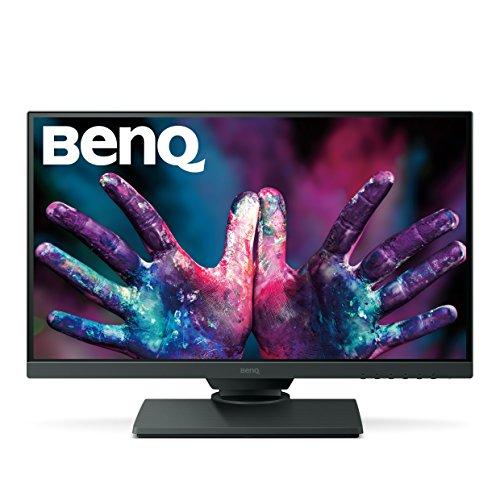 BenQ PD2500Q 25 inch 2K DesignVue Designer Monitor, 1440p QHD, IPS, 100% Rec.709 and sRGB, Factory...