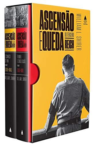 Ascensão e queda do Terceiro Reich - Box com 2 volumes
