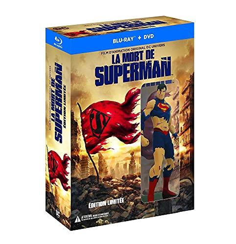 La Mort et le retour de Superman [Francia] [Blu-ray]