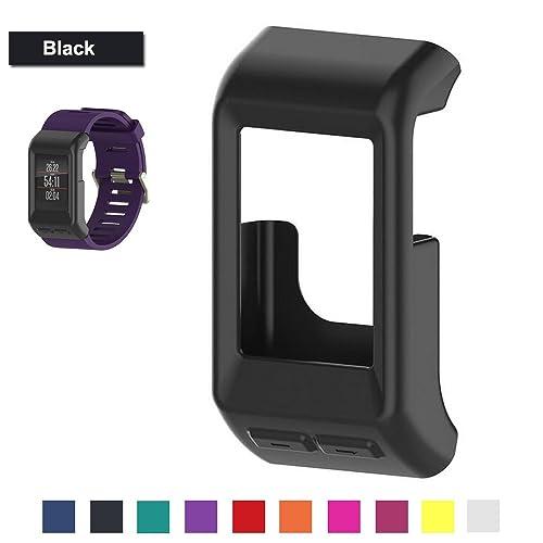 Bracelet Bemodst® pour Garmin Vivoactive HR - Housse de protection de remplacement en silicone pour montre connectée.