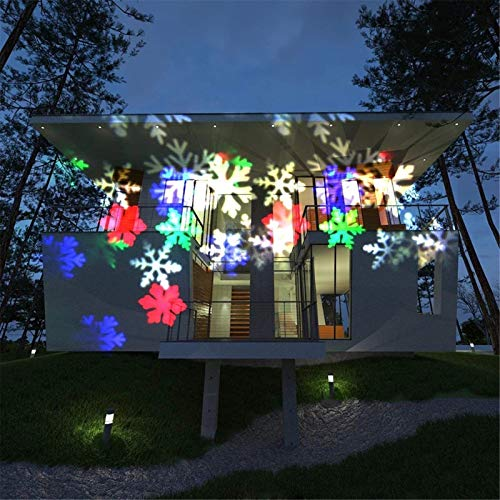 5 Best Solar Christmas Laser Projector Lights For [year] [Top Reviews] 5