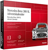 Mercedes-Benz 300 SL Adventskalender 2020