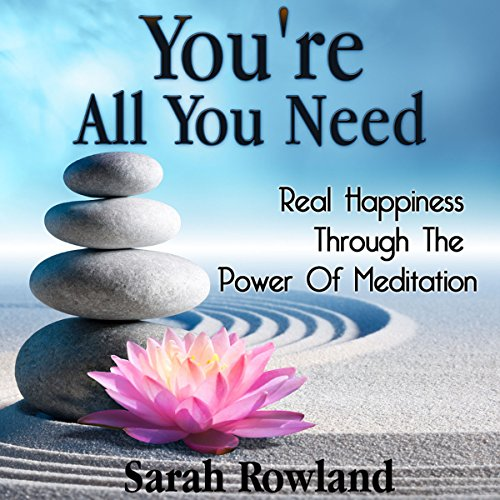You're All You Need audiobook cover art