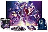 Good Loot Resident Evil: 25th Anniversary - Puzzle 1000 Piezas 68cm x 48cm | Incluye póster y Bolsa | Videojuego | Puzzle para Adultos y Adolescentes