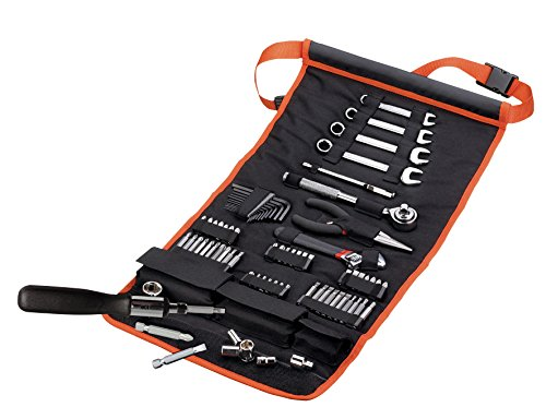 BLACK+DECKER A7063-QZ - Kit de 76 herramientas para coche