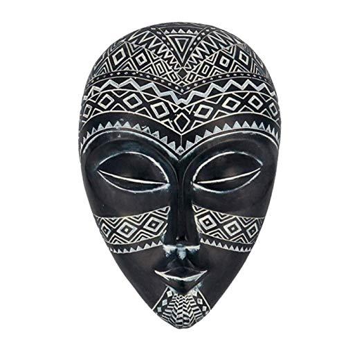 Acan Gerimport - Máscara Decorativa de Resina Bemus 19 x 12,5 x 5 cm....