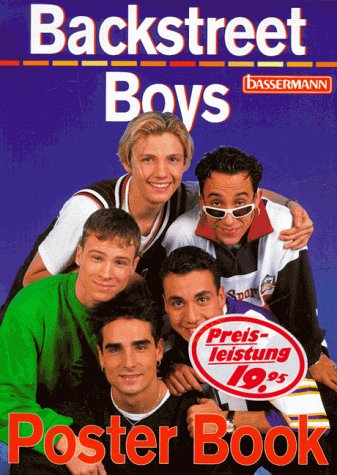 Backstreet Boys Poster Book