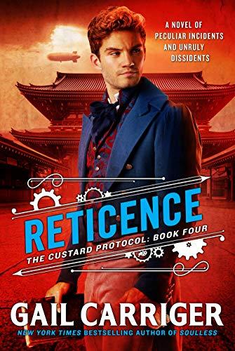 Reticence (Custard Protocol Book 4)