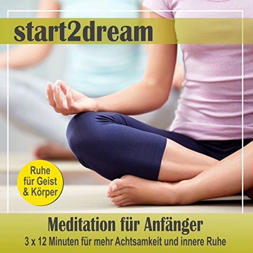 Meditation für Anfänger audiobook cover art