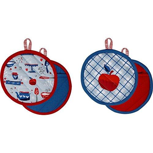 Die Spiegelburg Set de maniques 2 modèles période de Noël