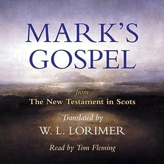 Mark's Gospel audiobook cover art