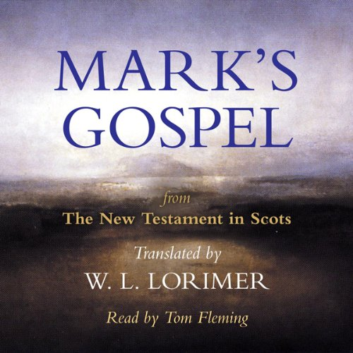 Mark's Gospel audiobook cover art